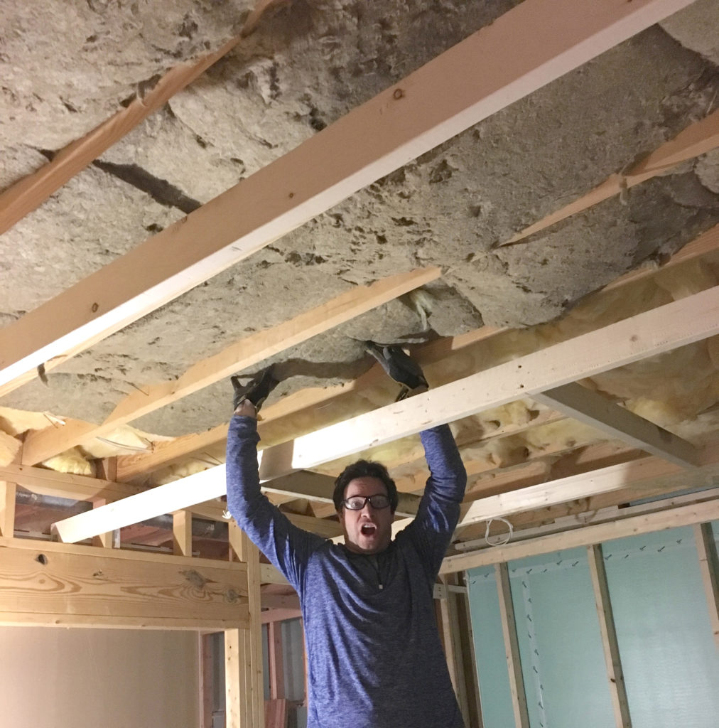 Diy Coffered Ceilings With Moveable Panels Renovation Semi