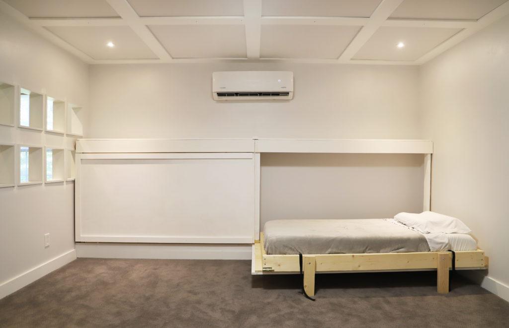 Simple Stylish Diy Murphy Beds Renovation Semi Pros